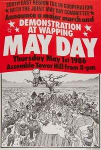 (c) TUC Library Collections: May Day 1986 Wapping dispute