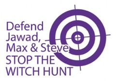 Defend Jawad, Max & Steve